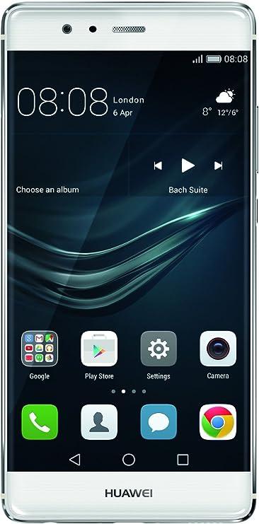 Huawei P9 - Smartphone de 5.2 (4G, 3 GB de RAM, Memoria Interna de 32 GB, cámara de 12 MP, Android 6.0), Color Plata: Amazon.es: Electrónica