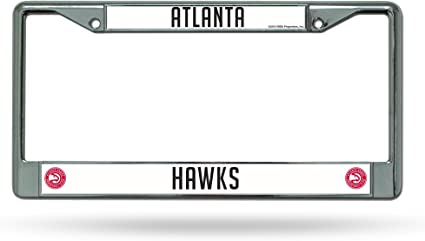 New Orleans Pelicans Official NBA Plastic License Plate Frame