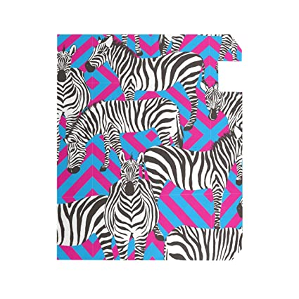 Amazon.com  Mailbox Covers and Wraps Zebra Tropical Stripe Custom Magnetic  Mail Box Cover Vinyl Home Garden Decor Large  Garden   Outdoor ab6fa6b1b