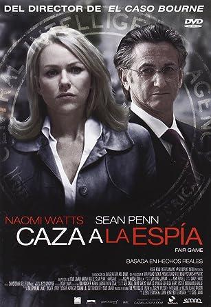 Amazon.com: Caza A La Espía (Import Movie) (European Format ...