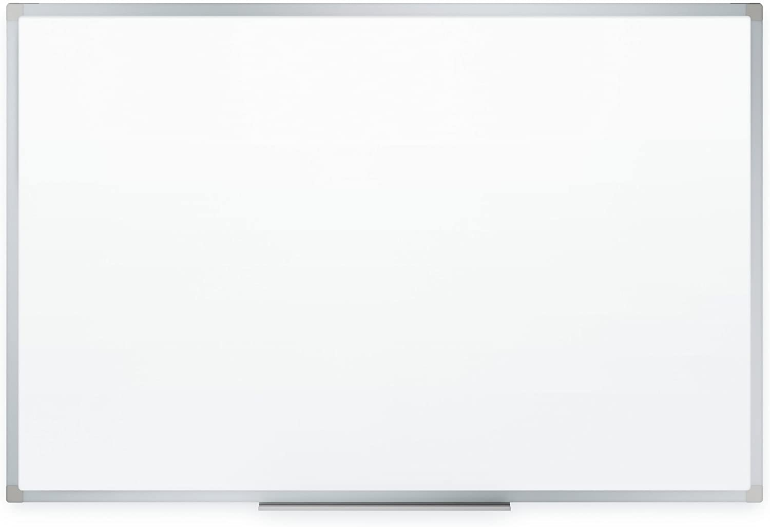 Mead Dry Erase Board, Whiteboard / White Board, 24 x 18 inches, Silver Finish Aluminum Frame (85355) : Office Products