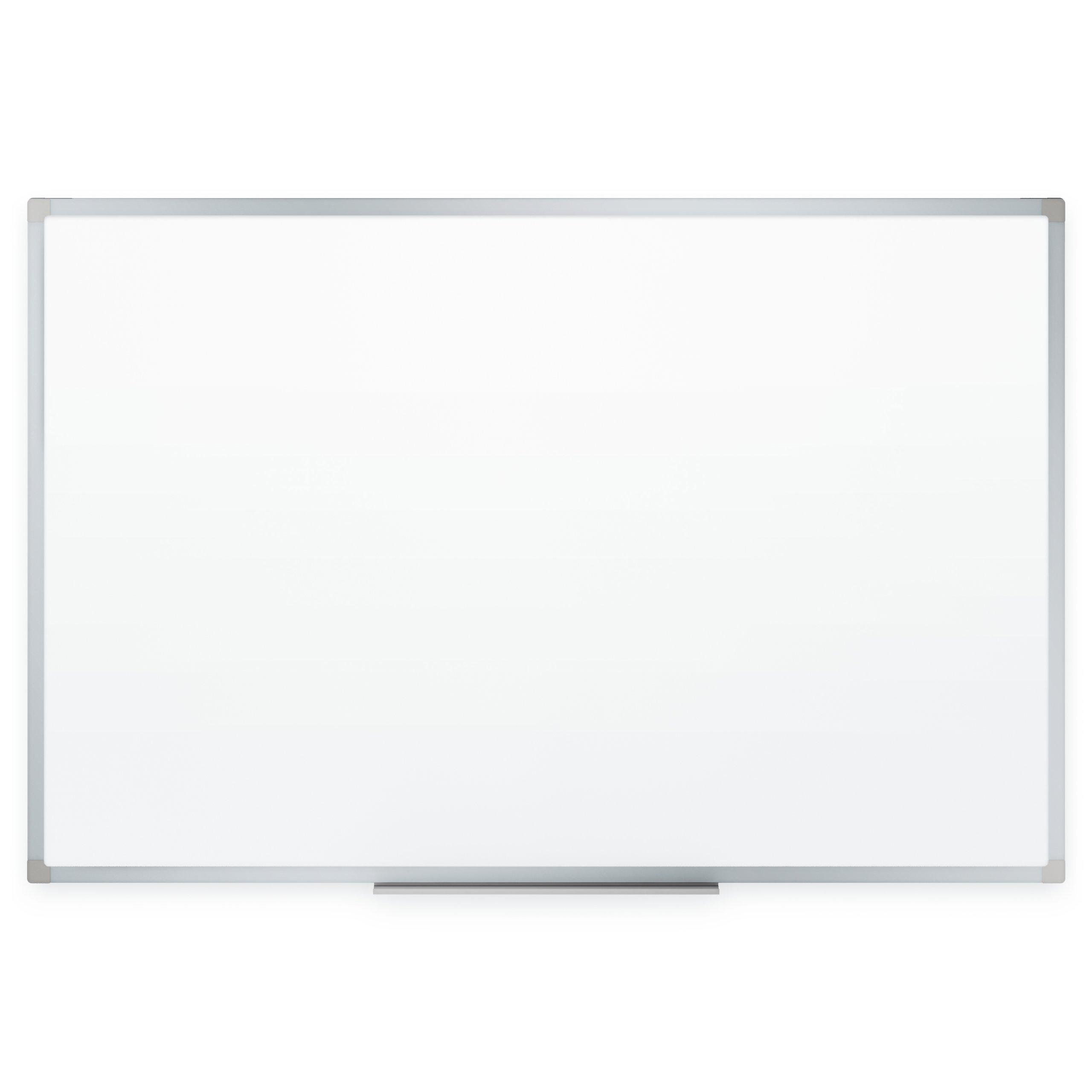 Mead Classic Whiteboard, 6 x 4 Feet, Aluminum Frame (85358)