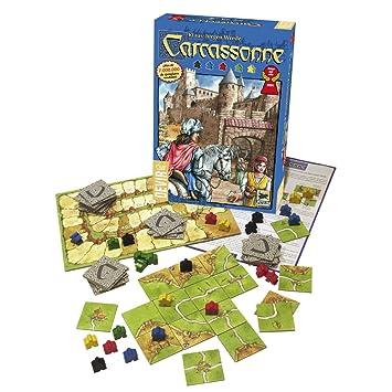 Devir Carcassonne Juego De Mesa Amazon Es Juguetes Y Juegos