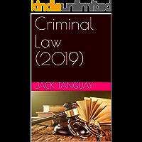 Criminal Law (2019) (English Edition)