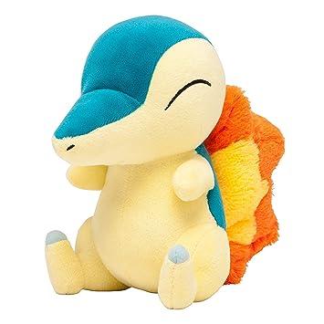 Pokémon Sun and Moon Pokemon Center Limited 7 inch Plush Cyndaquil.