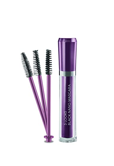 b48ad133981 Amazon.com : M2 Beaute 3 Looks Nano Mascara : Beauty