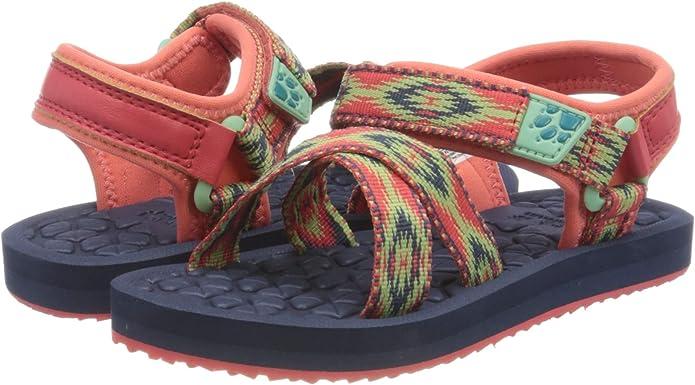 Sandales de Sport Mixte Enfant Jack Wolfskin Zulu K