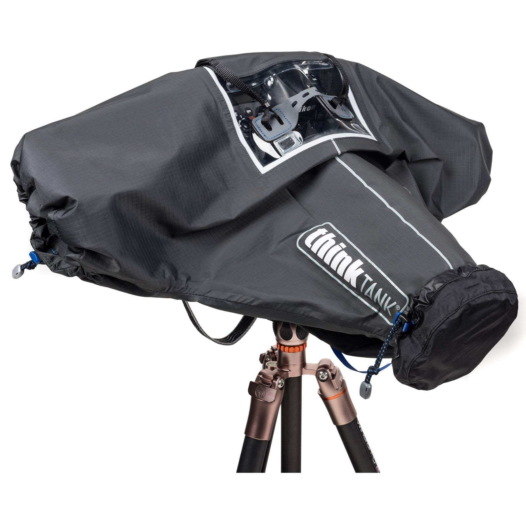 Think Tank Photo Hydrophobia D 70-200 V3 Camera Rain Cover for DSLR Camera with 70-200mm f/2.8 Lens by Think Tank (Image #6)