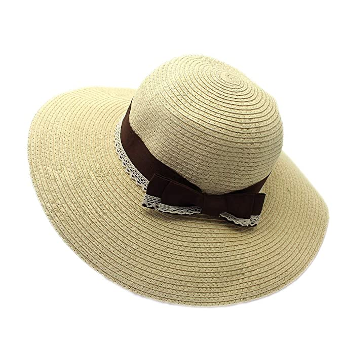 a94ddd1eb58 FayTop Unisex Sun Hat UPF 50+ Boonie Hat Adjustable Outdoor Fishing Hat  Bucket Hats Wide