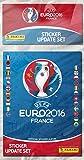 Panini UEFA Euro 2016 France sticker collection pack - 10 paquets (50 autocollants aléatoires) version britannique