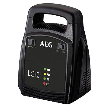 AEG Automotive 10274 batería Cargador LG (12 V, 12 A ...