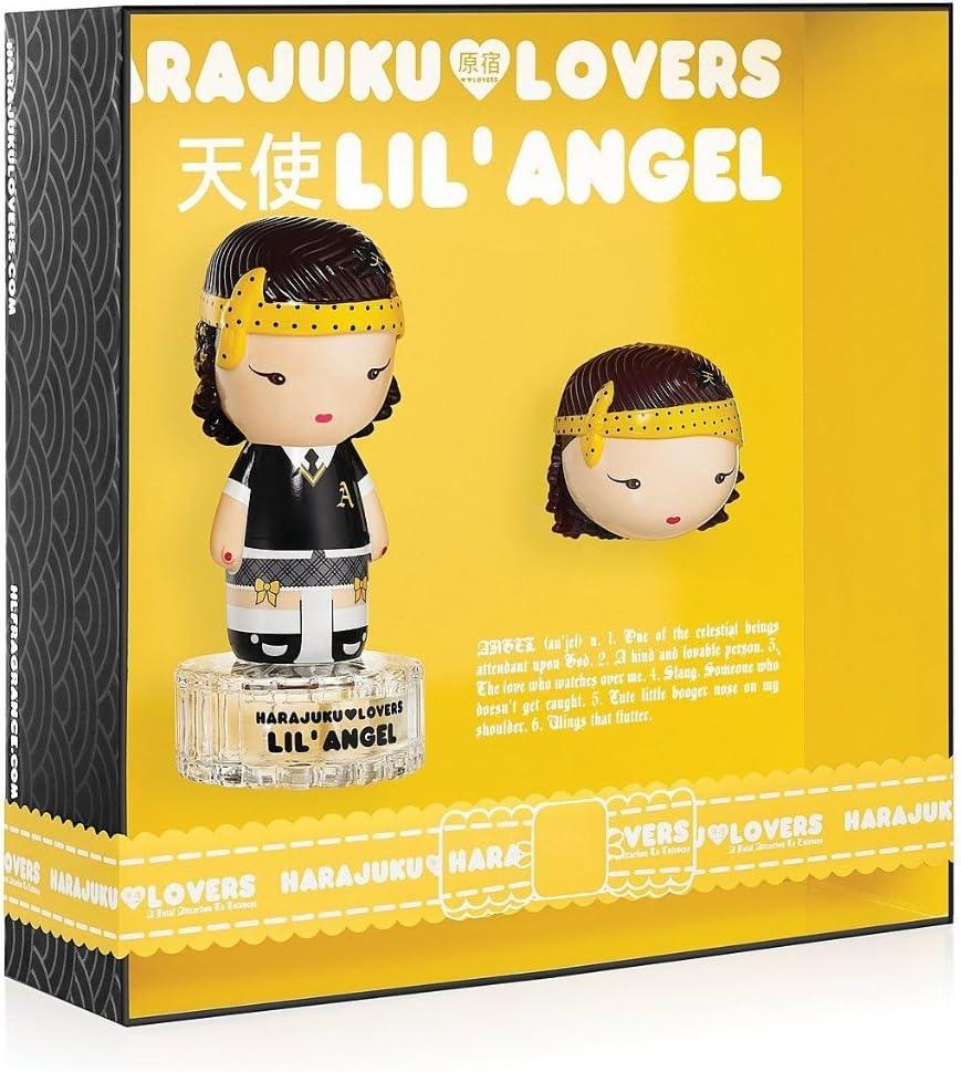Gwen Stefani Harajuku Lovers Angel Eau
