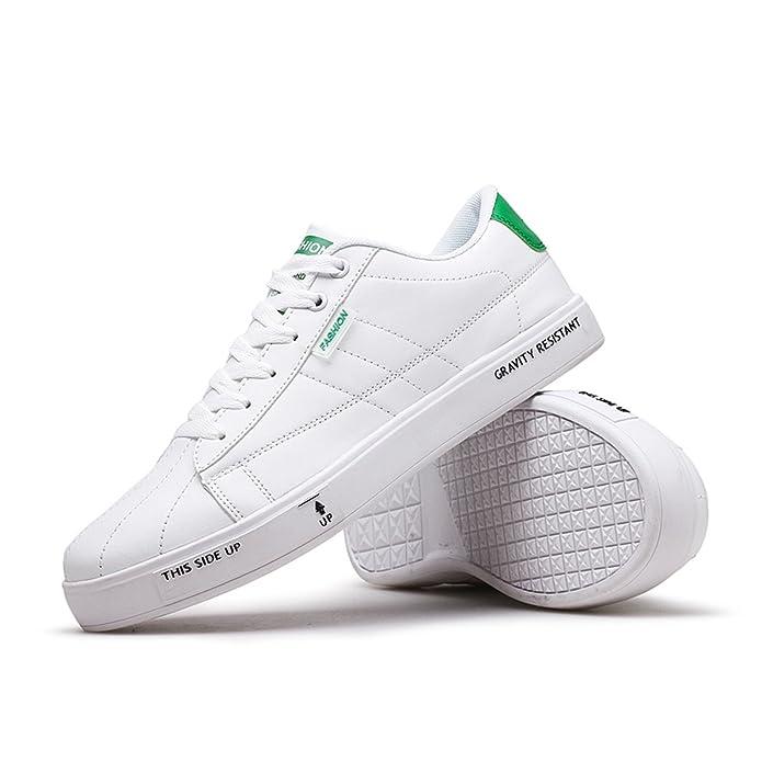 Amazon.com | Men Shoes Men Casual Shoes Breathable Sneakers Zapatillas Deportivas Men Flats Shoes | Fashion Sneakers