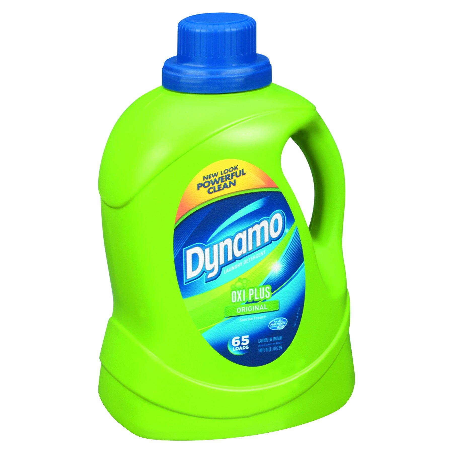 Dynamo 48110 2Xultra Laundry Detergent, Sunshine Fresh 100oz Bottle