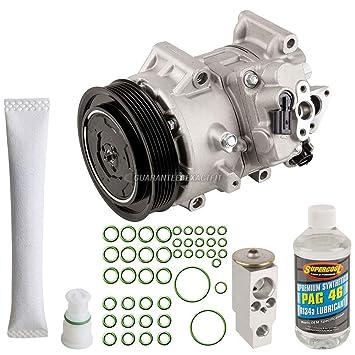 Nueva AC Compresor y embrague con completa a/c Kit de reparación para Scion tC - buyautoparts 60 - 82816rk nuevo: Amazon.es: Coche y moto