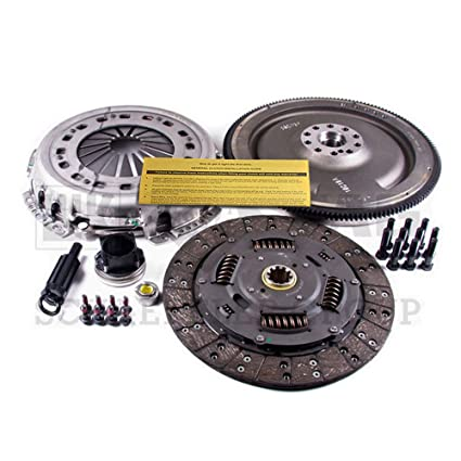 Amazon.com: LUK CLUTCH KIT+HD FLYWHEEL 99-03 FORD F-250 F-350 F-450 F-550 7.3L TURBO DIESEL: Automotive