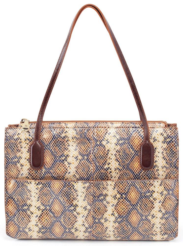 Hobo Women's Friar Harvest Snake Handbag