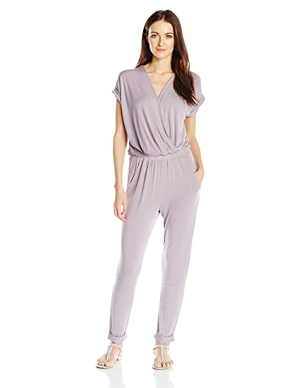 Amazoncom Young Fabulous Broke Womens Colleen Jumpsuit Clothing