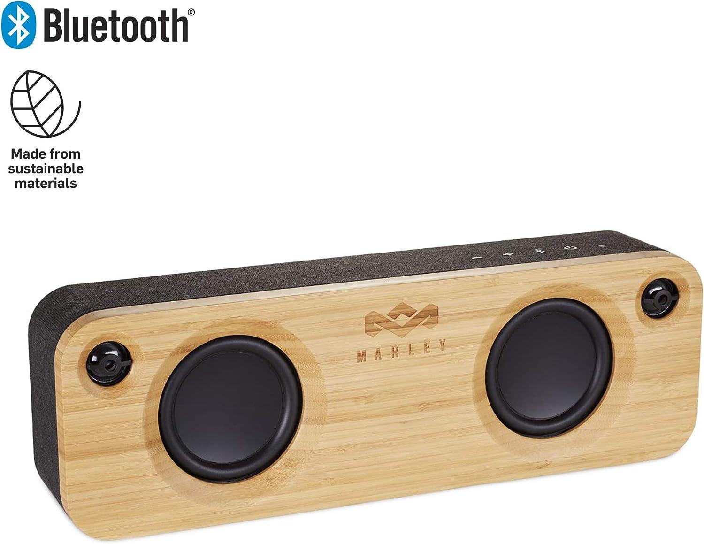 House of Marley EM-JA006-SBA - Altavoces Bluetooth portátiles ...
