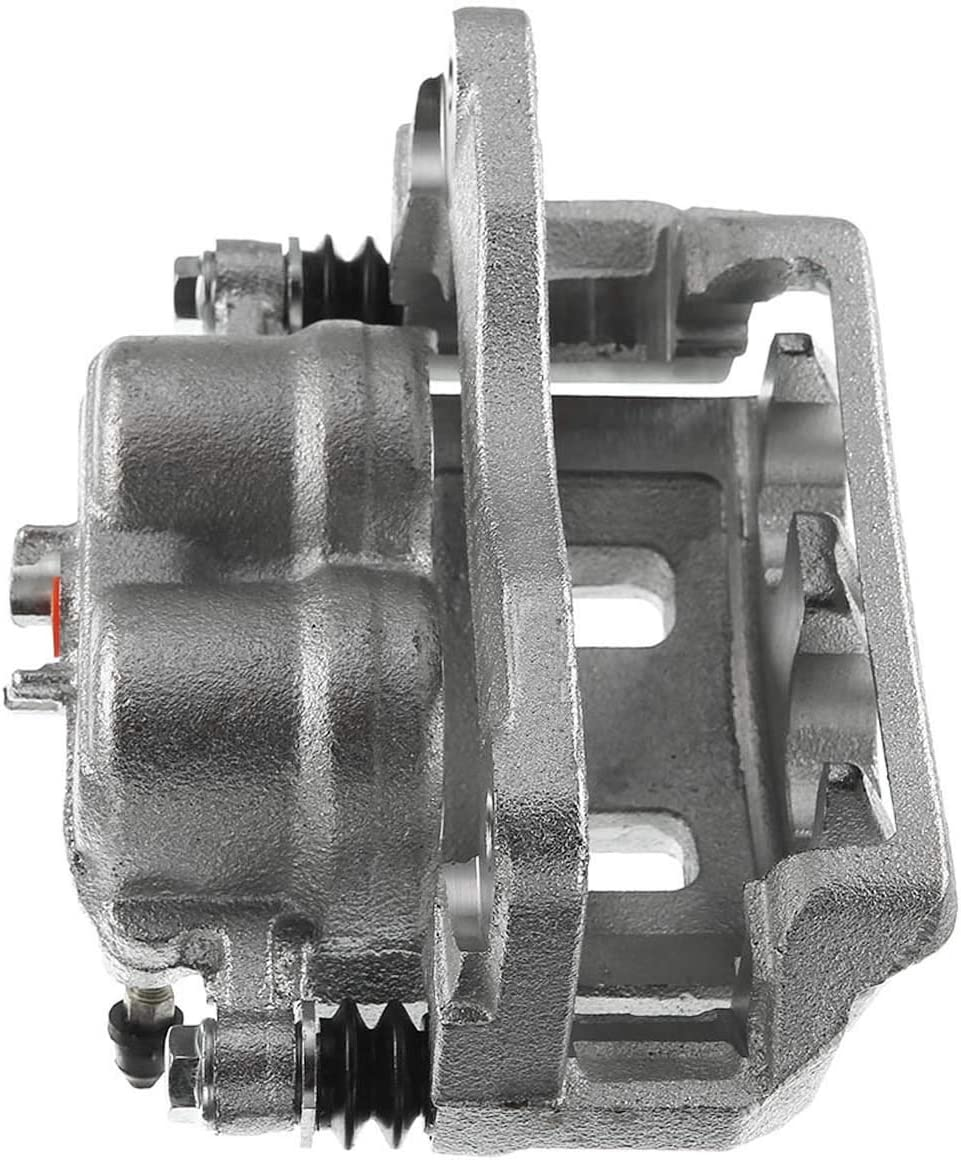 Set of 2 Front Brake Caliper Assembly Replacement for Subaru Legacy Outback Forester Impreza