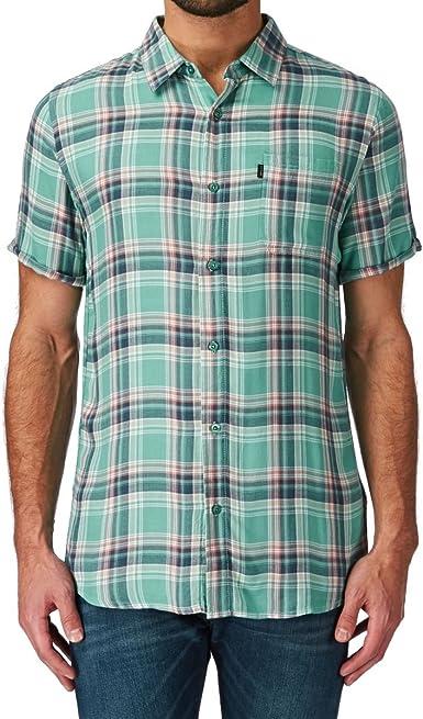 Rip Curl Surf Craft - Camiseta corta para hombre Verde verde XX-Large: Amazon.es: Deportes y aire libre