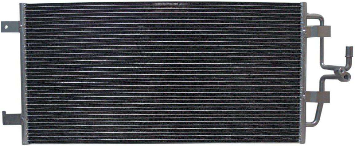 fits Buick Allure Lacrosse Chevrolet Impala Monte Carlo 3.4L 3.6L 3.8L V6 Klimoto Condenser Replaces 89018484 1563090 P40398 203249U CF10028