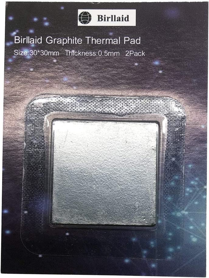 Innovation Cooling IC Graphite Thermal Pad 40x40mm 2-Pack