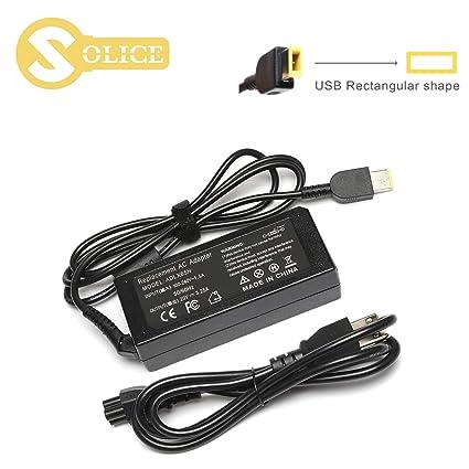 Amazon.com: New 65W USB Ac Adapter Charger for Lenovo Yoga 2 ...