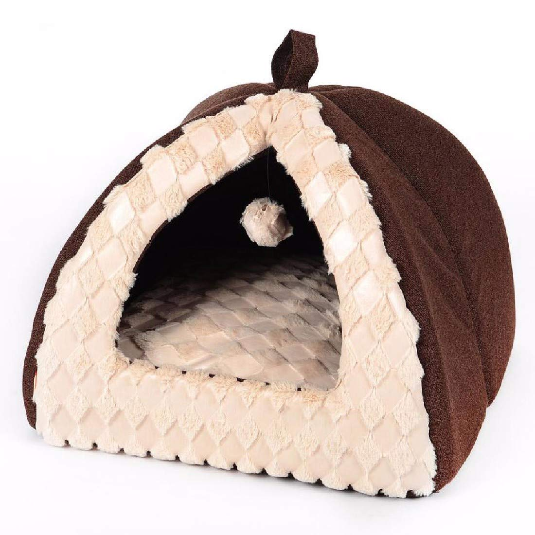40x40x34cm Pet Dog Cat House Bed Pet Dog House can be Cleaned and Washed Dog House cat Litter Mongolia Bag pet Products,40x40x34cm