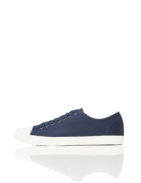find. Zapatillas Clásicas con Cordones para Hombre, Azul (Navy ...