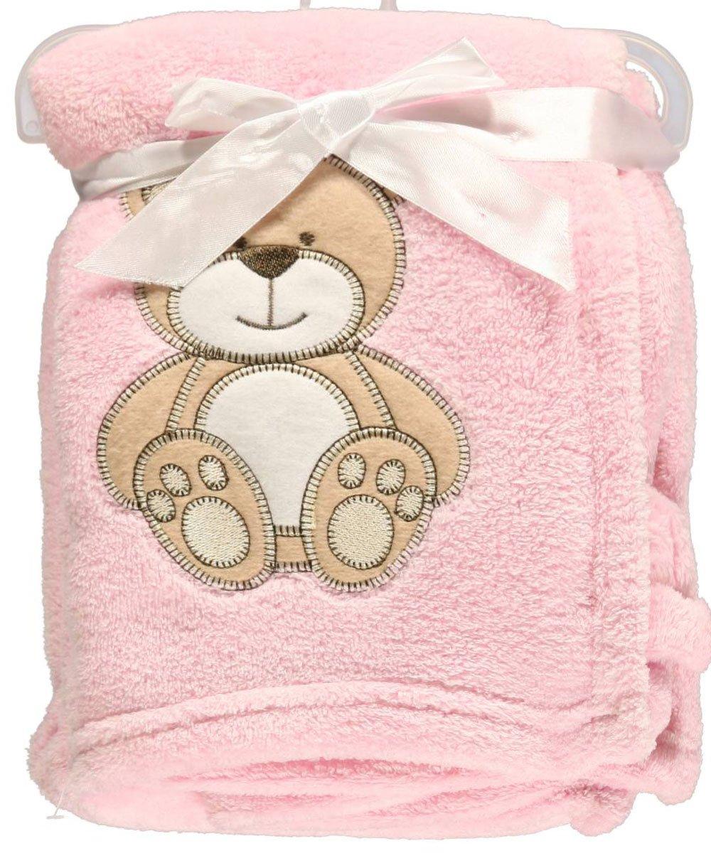 Amazon Com Little Bedding Dreamland Teddy Girl Crib