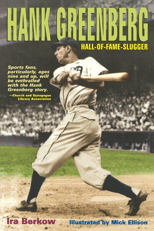 Hank Greenberg: Hall-of-Fame Slugger PDF
