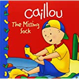 Caillou: The Missing Sock (Clubhouse: TV Tie-In Books)