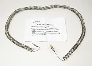 (KS) 131234600 131475320 131475300 AP4501537 PS2378363 Dryer Heating Element Restring Exact Replacement for Frigidaire Crosley Gibson Kelvinator