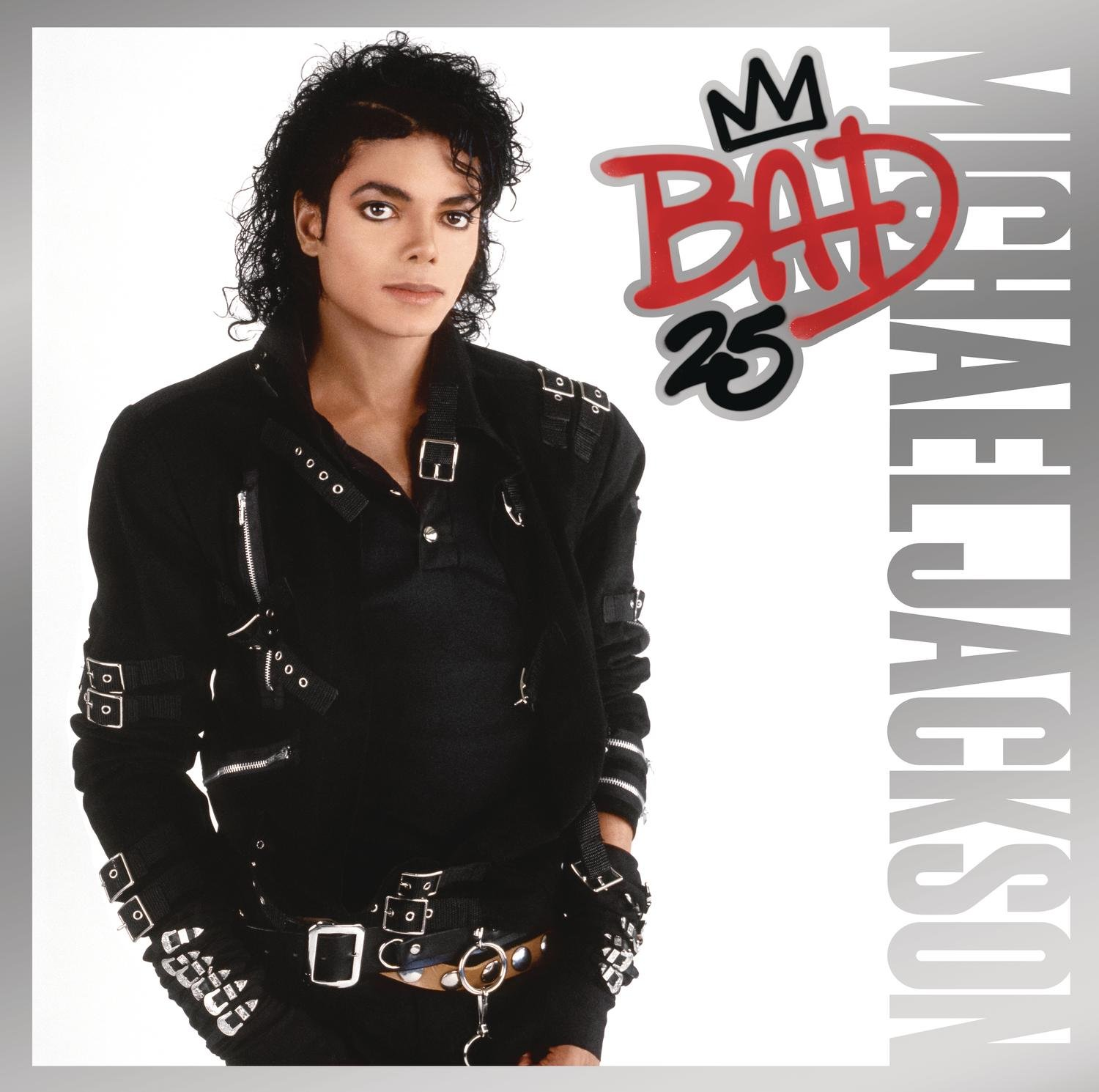 Bad 25 by Sony Legacy