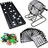Brybelly GBIN-101 Complete Bingo Game Set