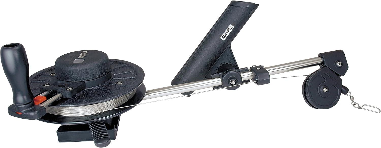 Scotty 1060 Depthking Manual Downrigger, Display Packed w Rod Holder