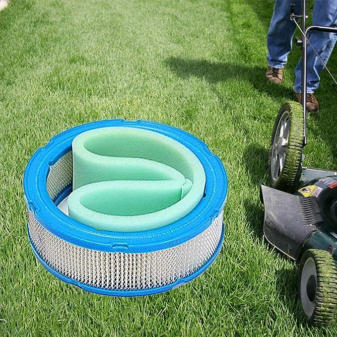 SHUGJAN 394018 El cortador de césped Accesorios 394018S reducir el polvo Jardín duradero filtro de aire casero profesional práctica for Briggs & Stratton Accesorios de bricolaje herramientas de repara: Amazon.es: Bricolaje y