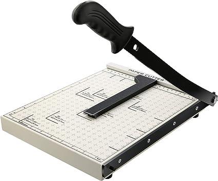 confezione da 5 Firbon per taglierina di carta con protezione automatica per taglierina di carta A4 in bianco e nero