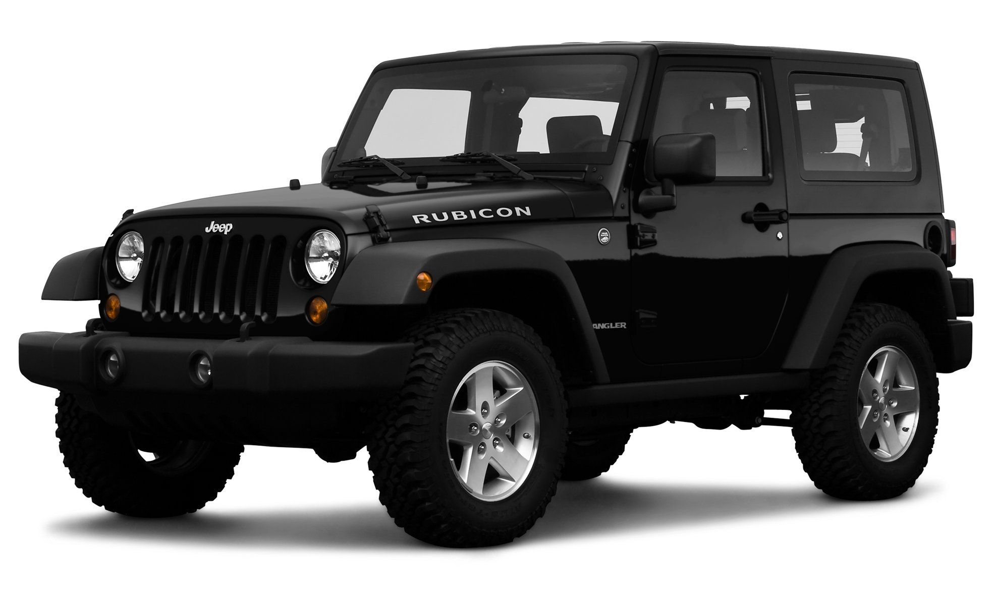 2009 jeep wrangler rubicon 4 wheel drive 2 door