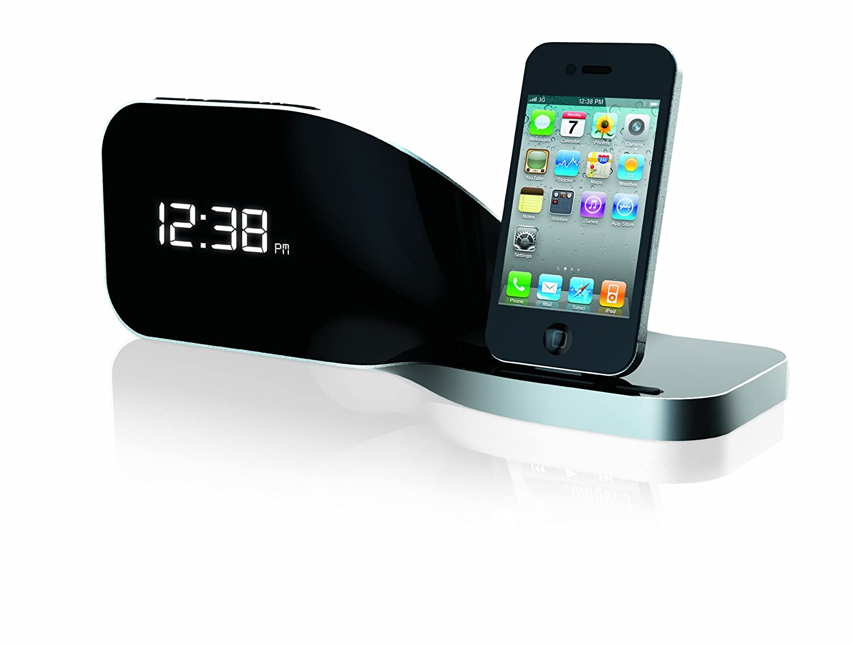 img@@@.imagetwist.com :0  a Amazon.com: The Sharper Image ESI-B132 Twist Bedside Alarm Clock: Home  Audio & Theater