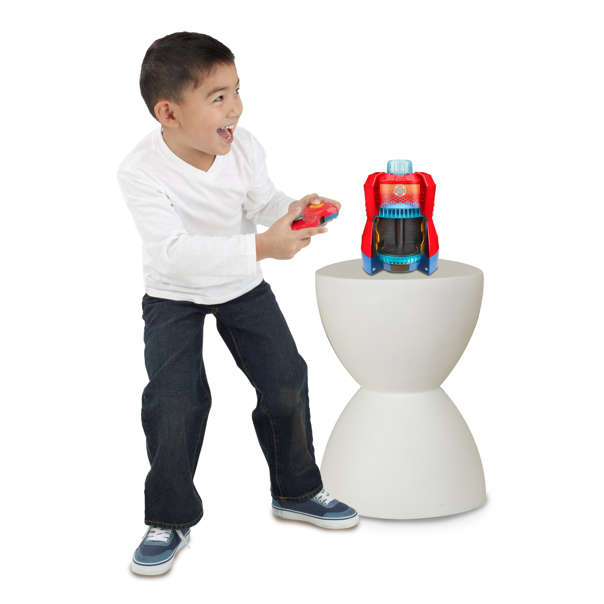 Playskool Heroes Transformers Rescue Bots Beam Box Game System by Transformers (Image #8)