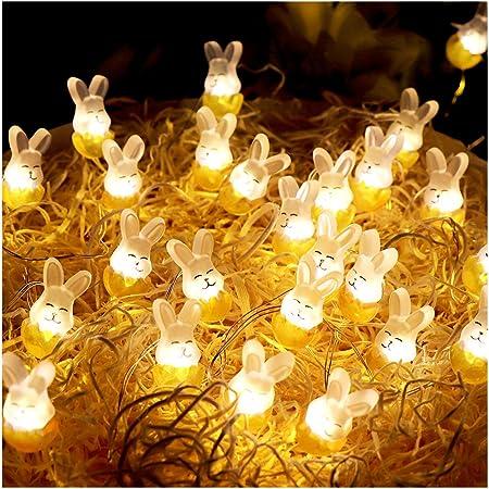 Battery 30LED Star Night Light String Fairy Children Room Lighting Wedding Decor
