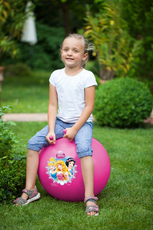 Smoby- Disney Princess Pelota saltarina Canguro, 3+ (59538 ...