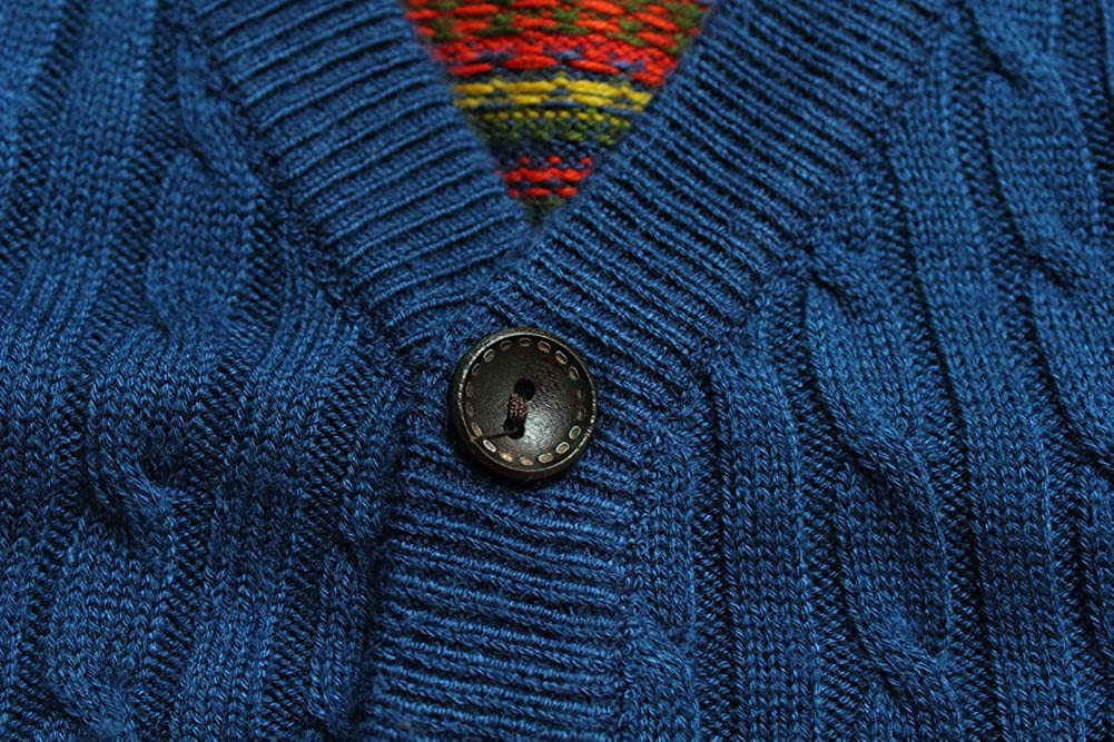 eTree Little Boys Cardigan Cashmere Knitting Sweater Clothes