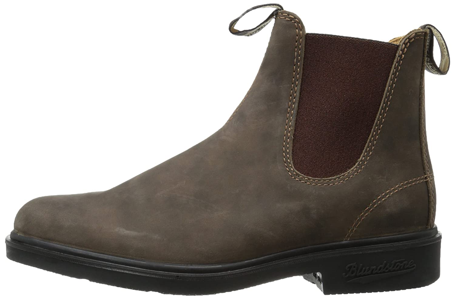 Blundstone Unisex Dress Series B00BXLSISQ 10 M US Men's /12 M US Women's -9 AU|Rustic Brown