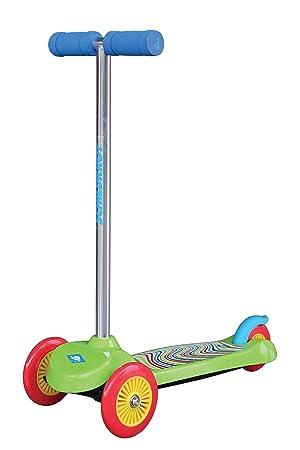 Schildkröt patinete para niños little 1, cubierta de ...