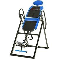 Fitness Reality 690XL Inversietafel met rugkussen, verstelbaar tot 1,98 m lichaamslengte, 136 kg maximaal…