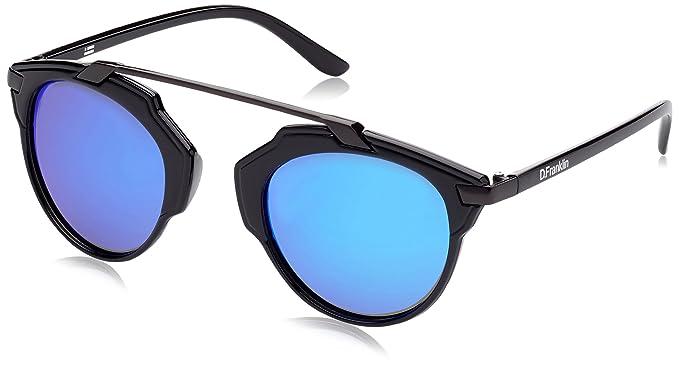 D.Franklin DUBAI BLACK/BLUE - gafas de sol, unisex, color ...
