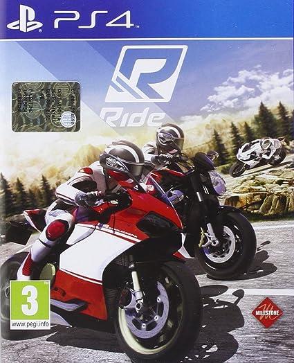 Milestone Publisher Minori Sw Ps4 1009353 Ride Amazonin Video Games